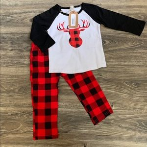 Other - NWT Toddler boys boutique winter outfit
